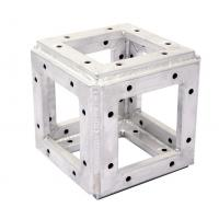 Buy cheap Aluminum Bolts 6 Ways Corner Lighting Truss Part For Exhibition Truss from Wholesalers