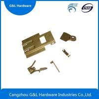 Buy cheap copper stamping parts, deep drawn parts,OEM copper stamping parts product