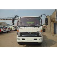 Buy cheap Transit 6cbm Truck Mounted Concrete Mixer, Low Angle Cement Delivery Trucks product
