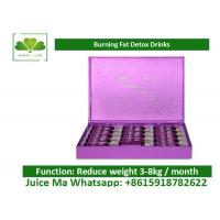 China No Adverse Effect Natural Detox Drinks Detox And Bowel After 6 Hours Oral Drinks on sale