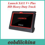 Buy cheap Launch X431 V+ Plus HD Heavy Duty Truck Diagnostic Module12V & 24V voltage product