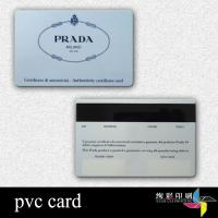 Buy cheap Blank PVC Mag / Magnetic Stripe Cards Encoding For Car Maintenance , Coffee product