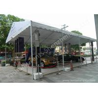 Buy cheap Outdoor PVC Fabric Event Tent Structure as Car Shelter Preventing UV from Wholesalers
