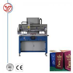 Electric Semi-auto Screen Printing Machine for Fabric