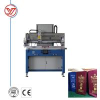 Quality Electric Semi-auto Screen Printing Machine for Fabric for sale