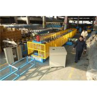 Hydraulic Decoiler Cold Roll Forming Machine No Punching With PLC