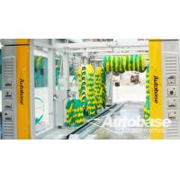 Buy cheap Car wash equipment with three drying blower fans, rollover wash systems product