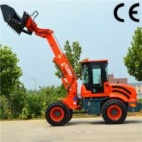 China compact wheel loaders for sale with 2.5Ton wheel loaders TL2500 on sale