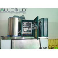 Buy cheap 3 Tons Capacity Industrial Flake Ice Machine For Hotel / Supermarket product