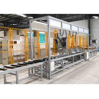 Buy cheap Semi Automatic Busbar Assembly Machine For Compact Busbar Reversal product