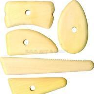 Buy cheap ECS30117, Wood Pottery Ribs product