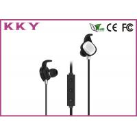 In Ear / Sport Style Wireless Stereo Bluetooth Headset With Magnetic Suction Earbud