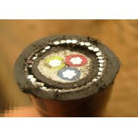 Buy cheap LV XLPE/PVC Insulated Steel Wire or Steel tape Armored Power Cable 3x10mm2 4x240mm2 product