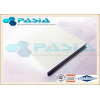 Buy cheap Edge RHS Sealed Aluminium Honeycomb Wall Panels With Surface PVDF Powder Coated product