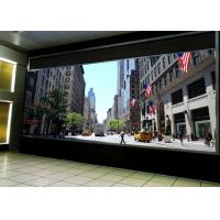 Buy cheap High Power Led Wall Screen Smd 2.5mm High Definition For Shopping Mall product