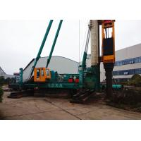 Buy cheap Step Walking Air Hammer Pile Driver High Piling Rate Low Noise Low Vibration product
