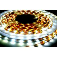 Buy cheap Yellowe PCB 24V OR 110V SMD3528/5050 RGB Led Strip For Home Led Decorative Light product