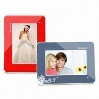 Buy cheap 7-inch Digital Photo Frame with 800 x 480 Pixels Resolution, and G-sensor Function product