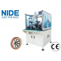 Buy cheap Electric Bike Wheel Motor Winding Machine , Automatic Coiling Machine High Efficiency from wholesalers