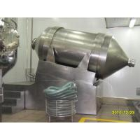 China 10 - 30 Minutes Mixing Food Tumbler Mixer , Two Dimension Rotating Drum Mixer on sale