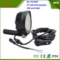 Buy cheap Portable and off road 27W LED Work Light Lamp for 4X4 vehicles and LED emergency lighting product