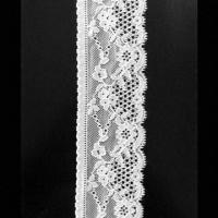 Buy cheap Lace Trim with 5.6cm Width, Made of 90% Nylon and 10% Spandex, Various Colors are Available product