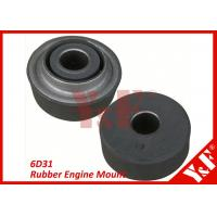 Quality Shock Absorber / Natural Rubber Engine Mounts For 6D31 for sale