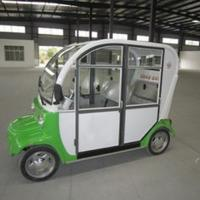 Buy cheap Enclosed 2 seater electric golf cart product