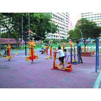Buy cheap Outdoor fitness equipment SJBMH30 from wholesalers