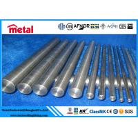 Buy cheap Long SUSY201cu Round Metal Bar , ASTM A240 Cold Rolled Steel Round Bar product