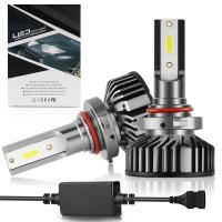 China 9005 9004 9007 Led Headlight Bulbs / High Low Beam Led Headlights 360° Beam Angle on sale