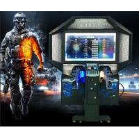 Buy cheap 1 - 2 Players Commercial Arcade Machines , Game Center Coin Operated Video Game Machines product