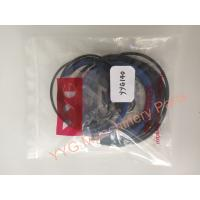 Buy cheap Rubber Excavator Viton Gas Seal YYG140 For Excavator Arm Bucket Cylinder product