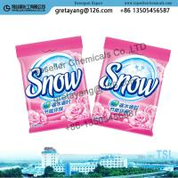 China Hot sale washing machine cleaner powder Eco-friendly washing powder quick cleaning laundry detergent washing powder on sale