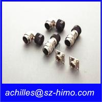 China DDK CM10 series 10pin circular male and female electrical snap connector on sale