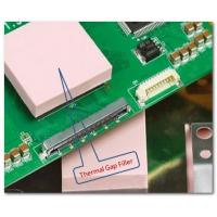 Buy cheap LCD Heatsink Thermal Conductive Pad , Compressible Heat Conductive Foam from Wholesalers