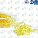 Buy cheap Natural Origin Vitamin E Oil Pills , Vitamin E Softgel IP Certificated Soybean Source product