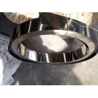 China High Yield Stainless Steel Coils 301 Mirror Finished stainless steel strip/ Narrow Coils on sale
