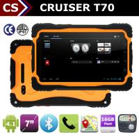 Quality quad core android 3g ip66 rugged tablet for sale