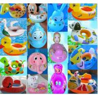 Baby Pool Float Toy Infant Ring Toddler Inflatable Ring Baby Float Swim Ring Sit In Pool
