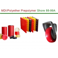 Buy cheap MOCA 14.5% Rebond Glue MDI Based Polyurethane from wholesalers