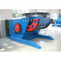 Buy cheap Petro-Chemical Industries Pipe Welding Positioners 20000 Kg Standard Pipe / Vessel Welding product