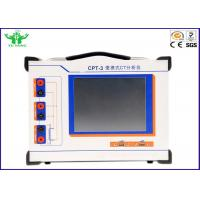Buy cheap Ct Current Transformer Electrical Test Set , Touch Screen Ct Testing Equipment product