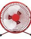 Buy cheap DC 5V exquisite lower running voltage Metal  mini usb personal portable desktop fan product