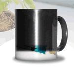 Buy cheap the change colors mug printing photos ceramic MAGIC MUG SPOTS GOODS BLANK MAGIC MUG product