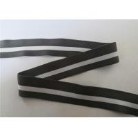 China 3.5 Cm Strip Knit Woven Elastic Webbing Different Colors Are Available on sale