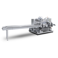 Buy cheap Automatic Horizontal Four Side Seal KF94 Mask Packing Machine product