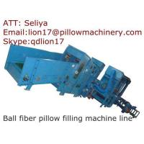 fiber pillow filling machine