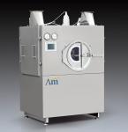 Buy cheap PLC Control Automatic Film Coating Equipment Anti Bearding Spray Nozzle product