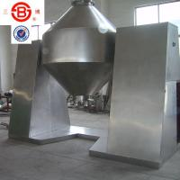 Conical screw mixer dry powder mixing equipment SUS304 / 316L , milk powder mixer machine 3000L